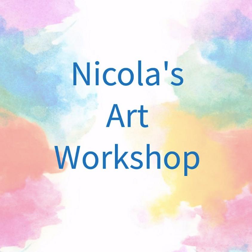 Nicola's Art Workshop For Kids