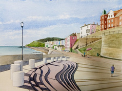 christopher cox - cromer from the pier