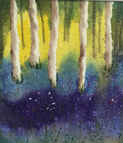 Gillian Walton - Purple Carpet