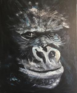 Gorilla by Margaret Gale
