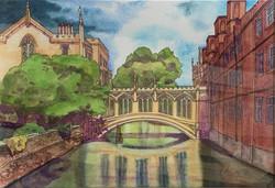 Naomi Davies - Bridge of Sighs