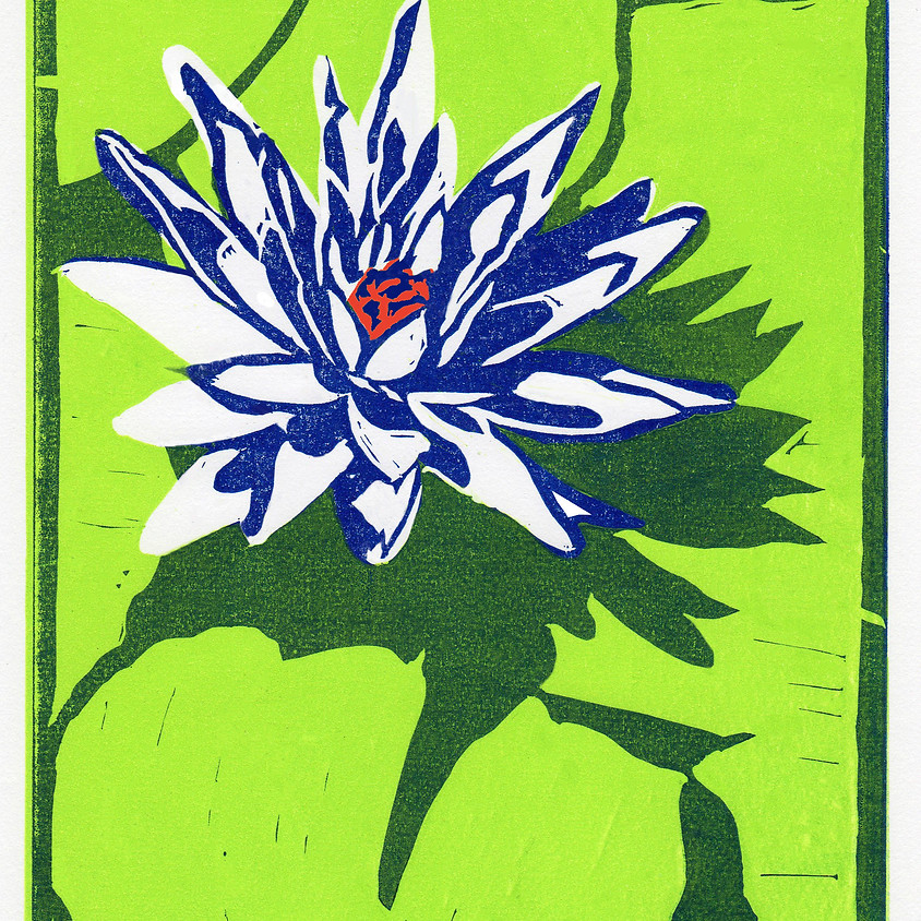 Intermediate Lino Printing - 2 week course on 18th & 25th September