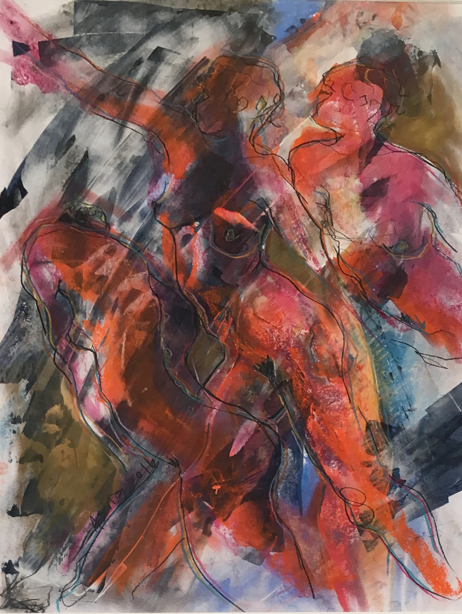 Astrig Akseralian - Dancing Lines