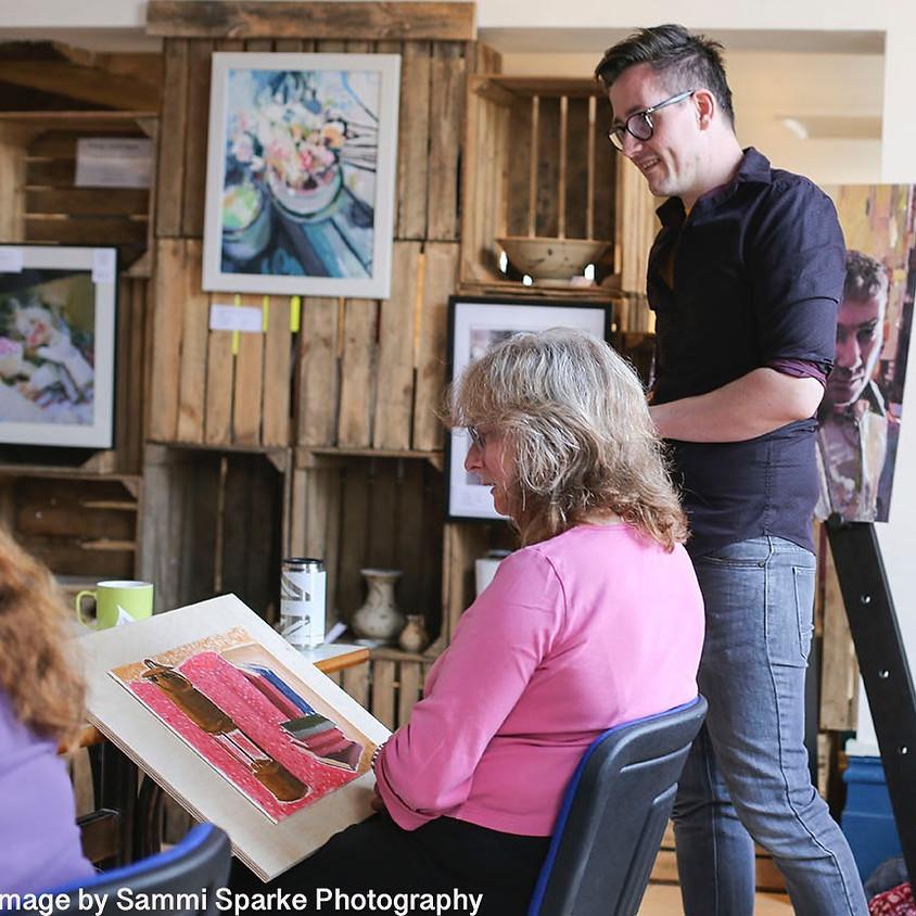 Oil Painting Portrait Workshop 1