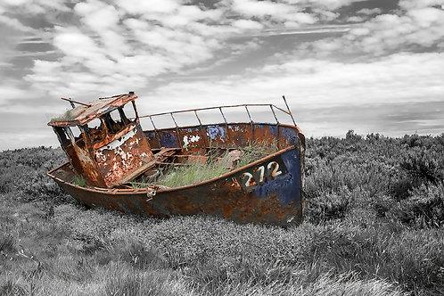 Peter DR Whelan - Marsh Boat