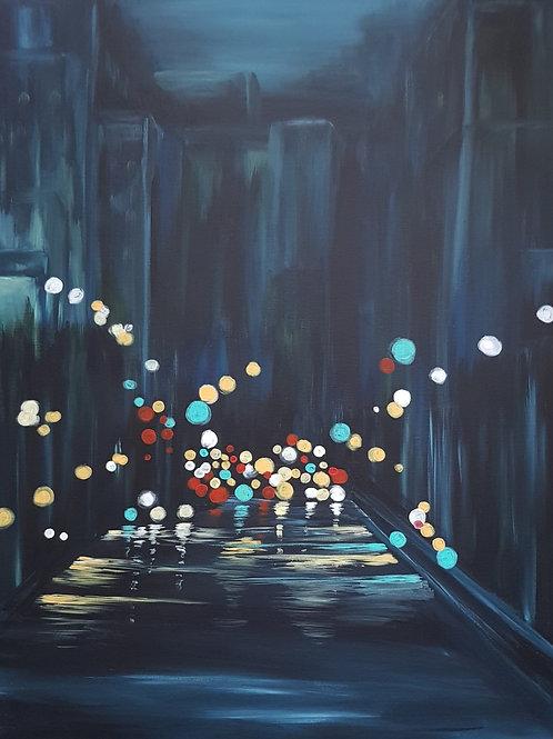 Sarah Wheatley - Night Lights