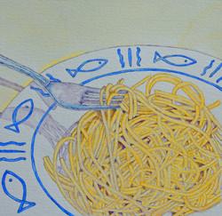 Spaghetti Anyone by Martin Hatch