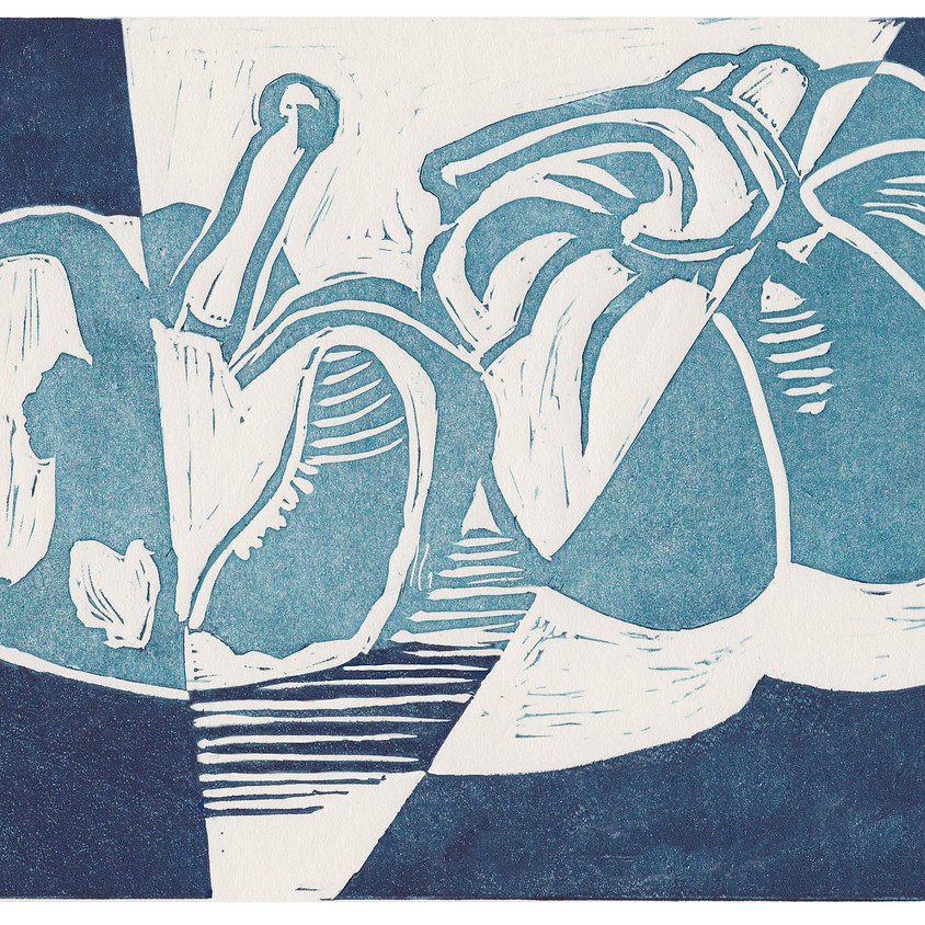 Introduction to Lino Printing - 2 week course on 7th & 14th August