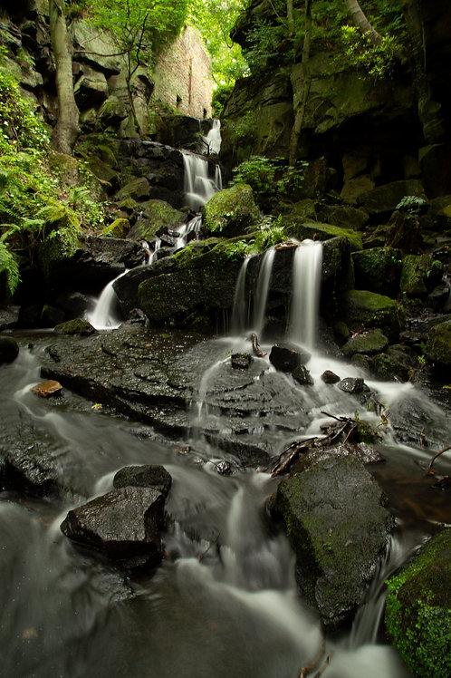 Peter DR Whelan - Lumsdale Falls