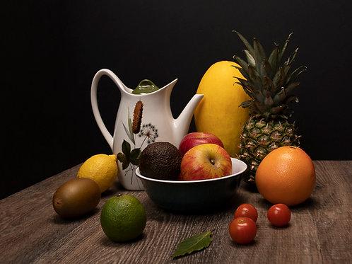 Peter DR Whelan - Fruit on Board