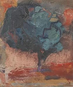 Mike Bayliss - Blue Tree 2019