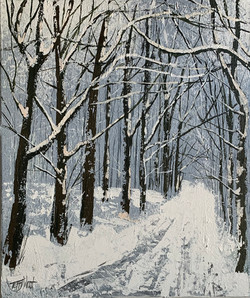 Terry Wood - Winter Wood