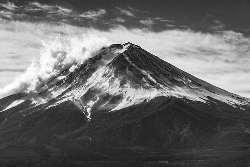 Peter DR Whelan - Fuji Storm
