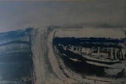 blue boat - Karen Macwhinnie