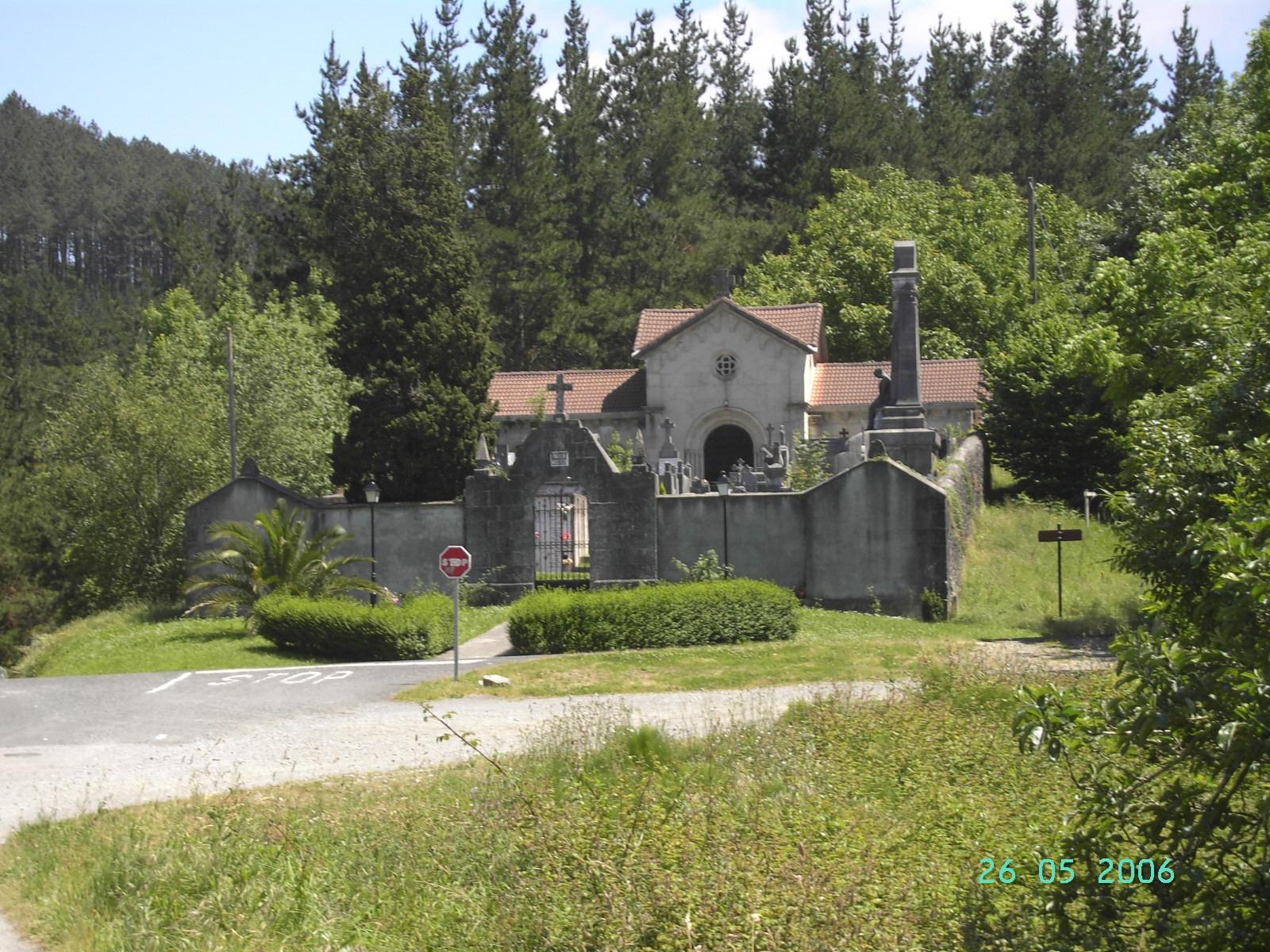 Friedhof bei Guernika