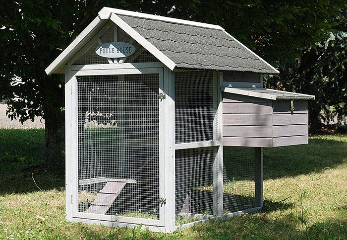 poulailler 2 poules petit prix. Black Bedroom Furniture Sets. Home Design Ideas