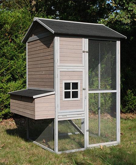 grand poulailler grande hauteur maine. Black Bedroom Furniture Sets. Home Design Ideas