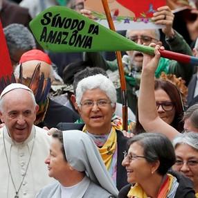 A AMAZÔNIA PRECISA DE MÃES