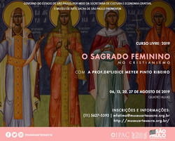Curso Museu de Arte Sacra SP