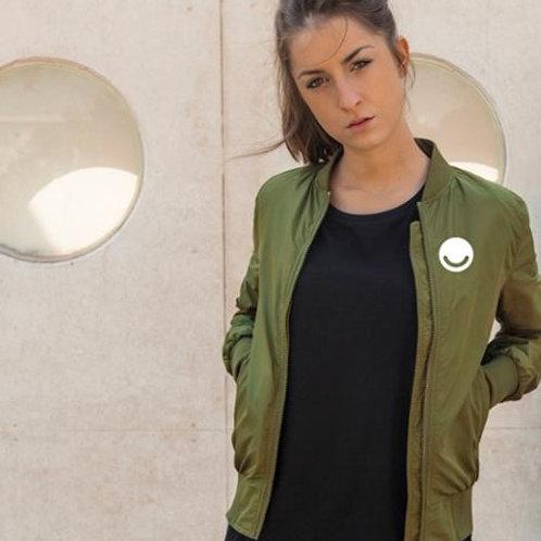 Women's Light Weight Bomber Jacket