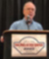 Ed Becker - SNELL Memorial Foundation Cheif Engineer