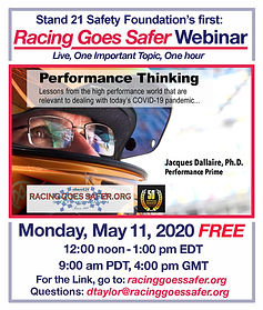 RGS Webinar Poster 3 - Performance Think