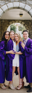 Some James Madison Univeristy graduates ready to take on the world!