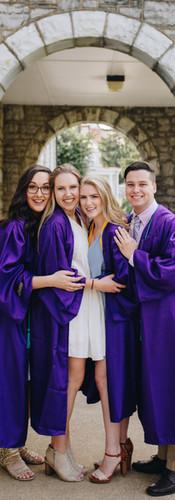 Some James Madison Univeristy graduates ready to take on the world!