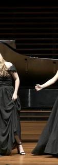 We love a senior recital belting moment.