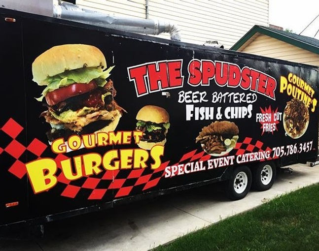 Book your next catering event with The S