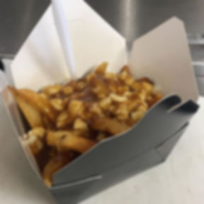 The Spudster got some new poutine boxes!