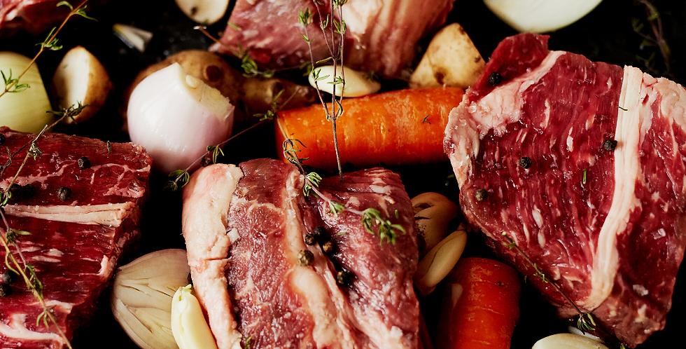 Pastured Beef Shares - Reserve & Deposit