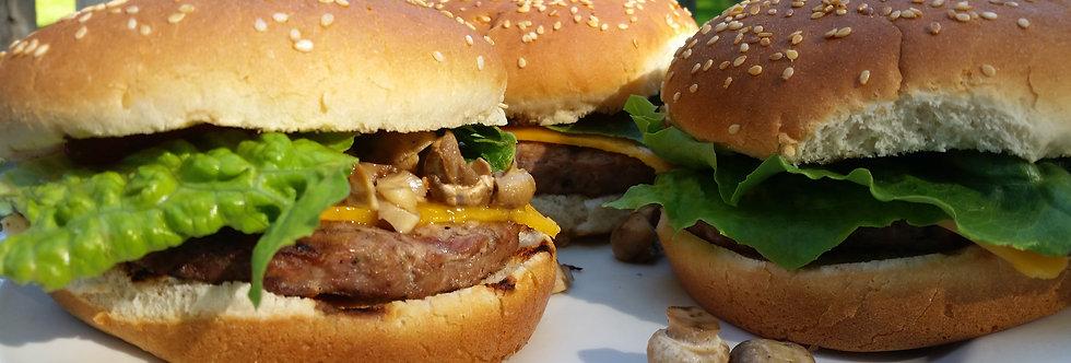 Burgers - Salt & Pepper