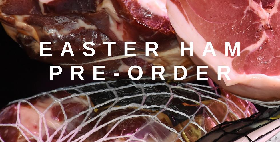 Easter Ham Pre-Order