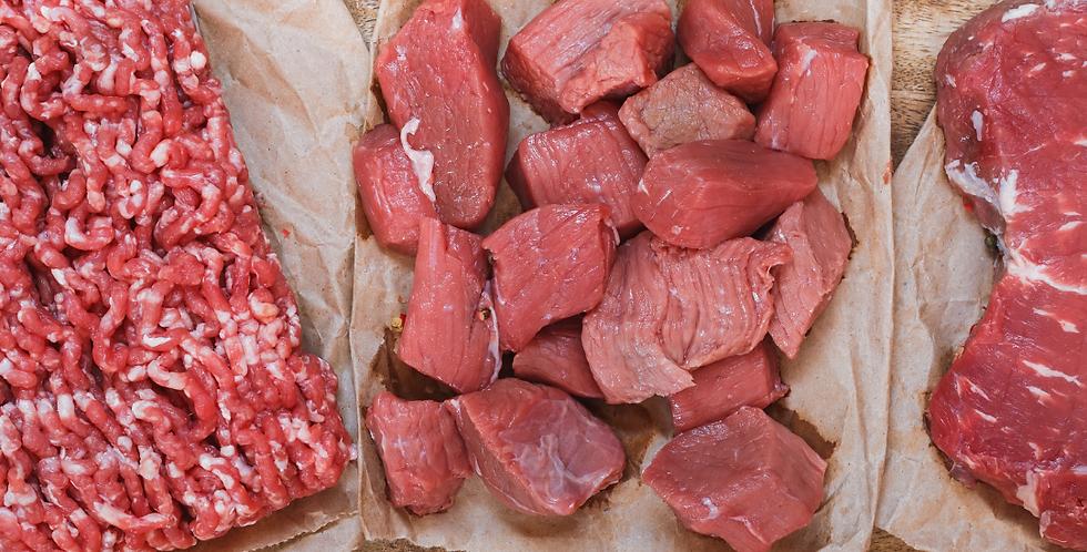Natural Beef Mixer Pack