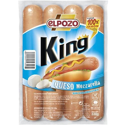 Sausage King Queso & Mozzarella Elpozo