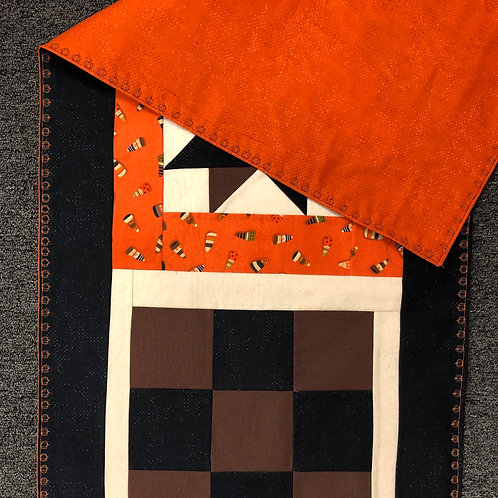 Table Runner - Candy Corn