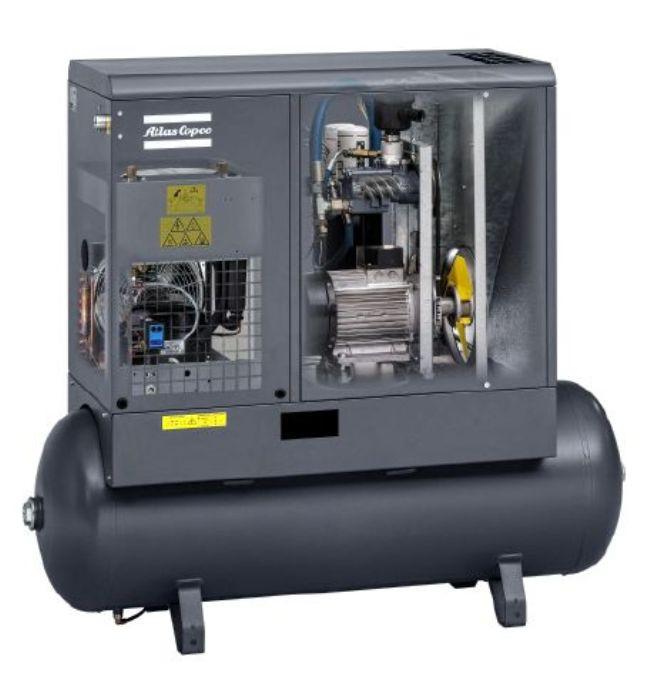 rotary screw air compressor for sale. 7.5 h.p. gx5-rotary screw air compressor w/air dryer rotary for sale 2
