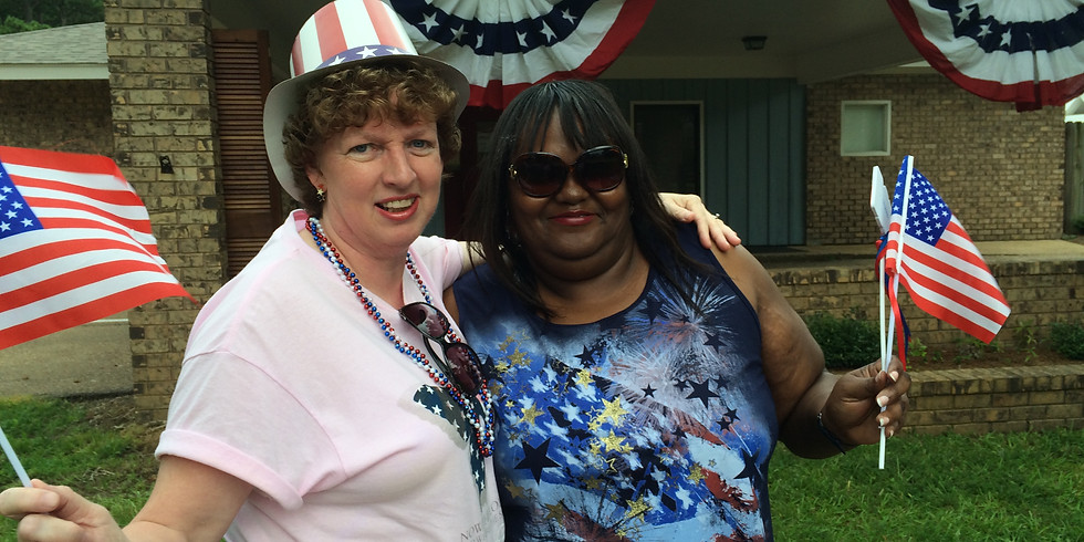 28th Annual Independence Day Parade!
