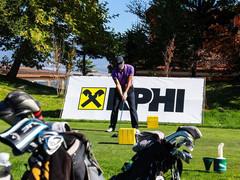 Голф турнирът на Американския университет събра 3500 долара за болницата в Разлог