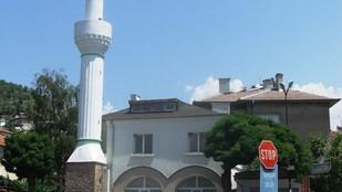 Дупките в района на Джамията в Благоевград заради ремонт на ВИК