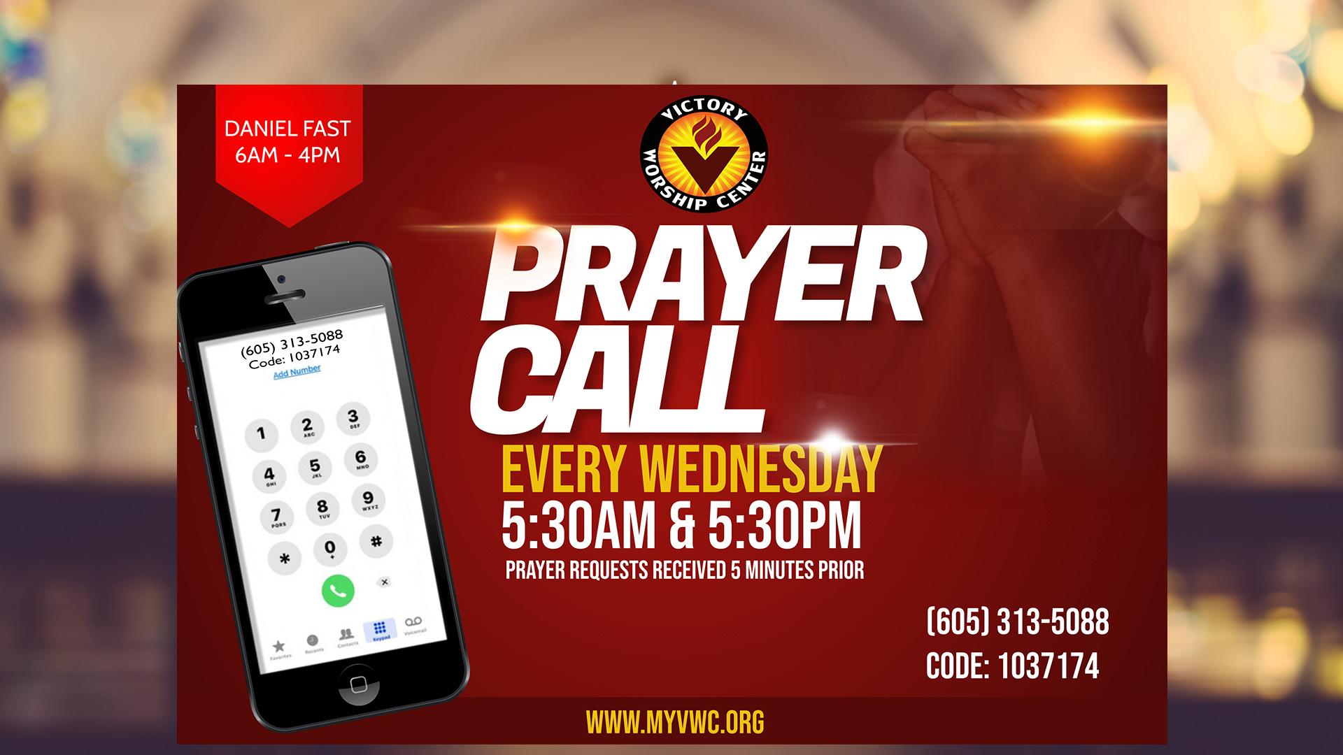 prayercall