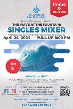 The Wave Singles Mixer 2021