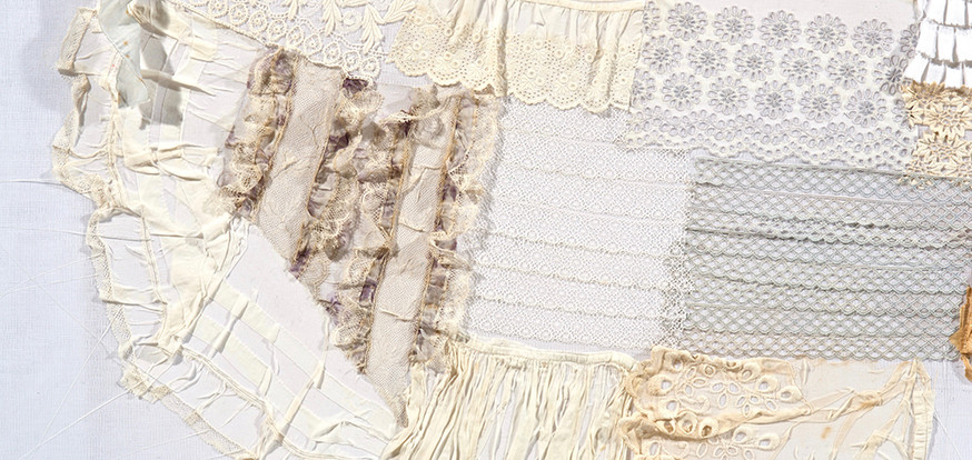 The Threads That Bind A Divided Nation, detail 2  West Coast