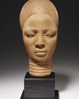 Shrine Head, Yoruba, Nigeria .png