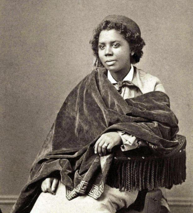 Edmonia Lewis, Neoclassical Sculptor
