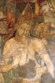 Bodhisattva Cave 1 Ajanta .jpg