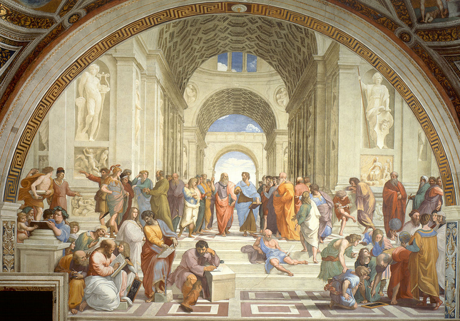 History of Art from the Medieval period to the Renaissance
