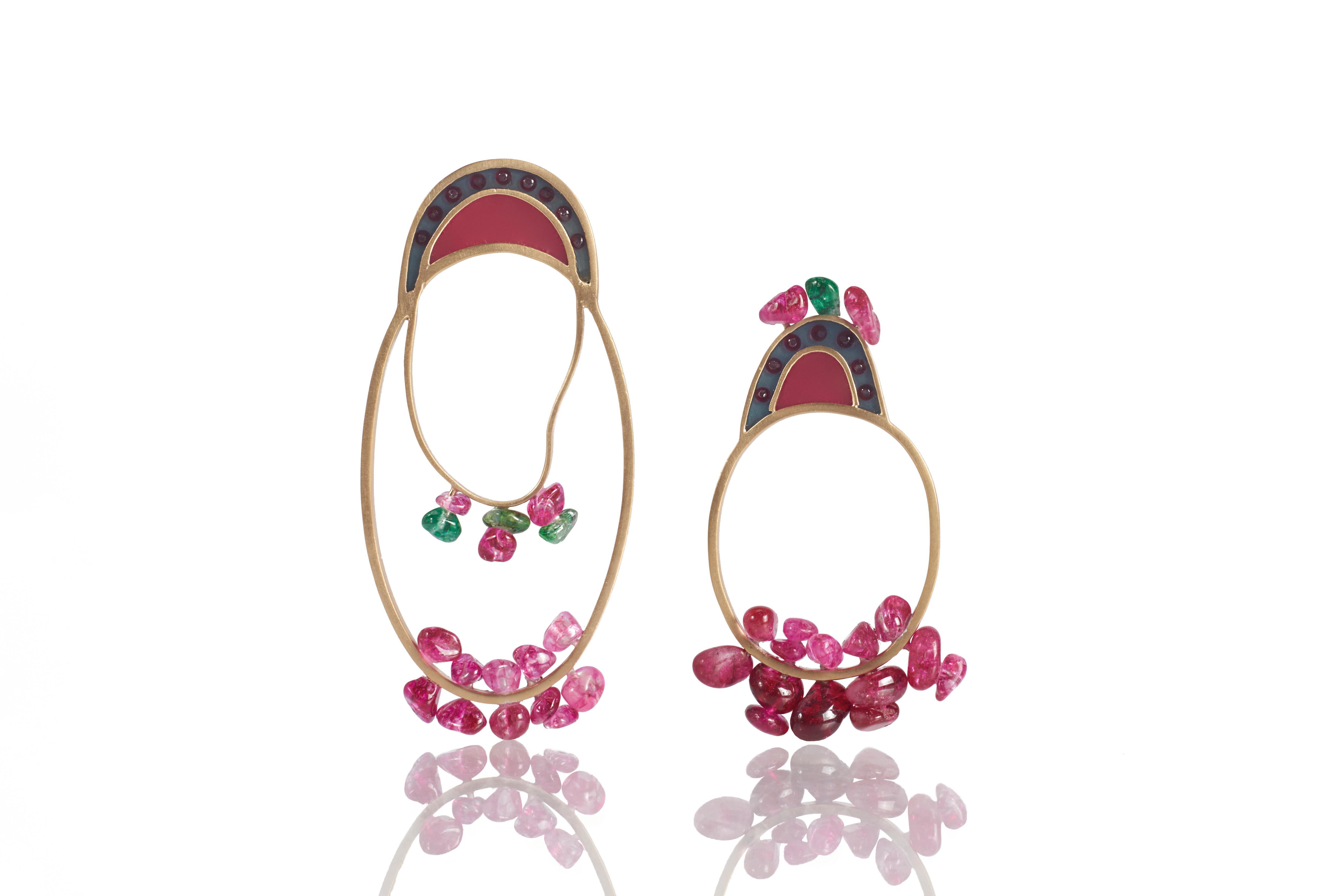 Wow earring
