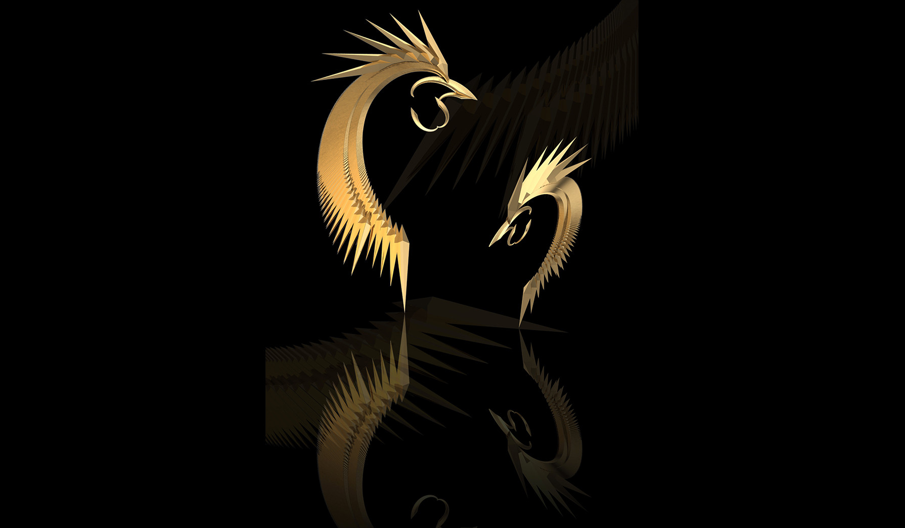 THE GOLDEN - TTF ROOSTER YEAR